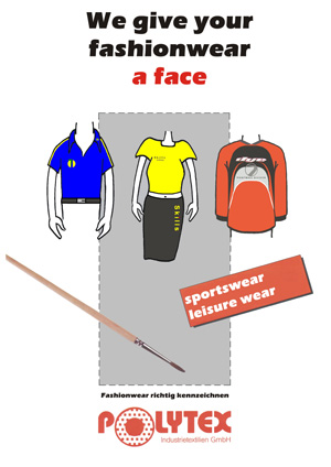 We give your fashionware a face!
